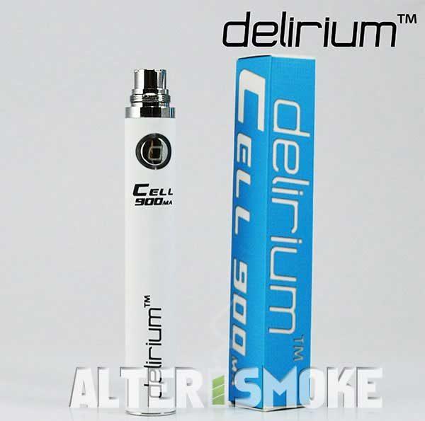 Μπαταρία Delirium Cell eGo 900mah (Άσπρο)