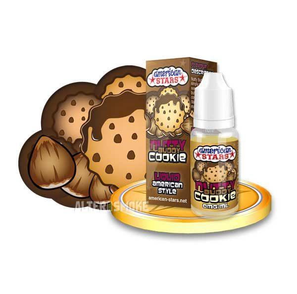 American Stars Nutty Buddy Cookie