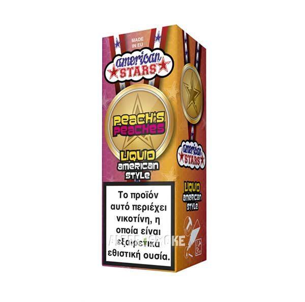 American Stars Peach's Peaches