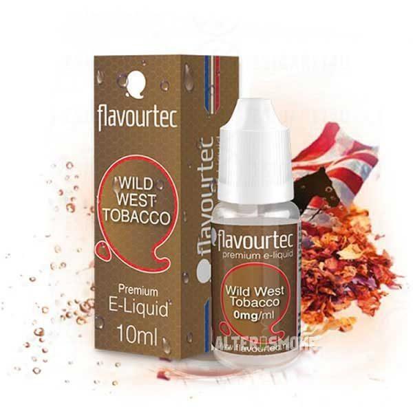 Flavourtec Wild West Tobacco