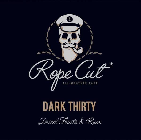 Rope Cut Dark Thirty (Mix Shake Vape)
