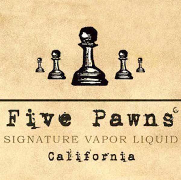 Five Pawns Grandmaster (Mix and Vape)