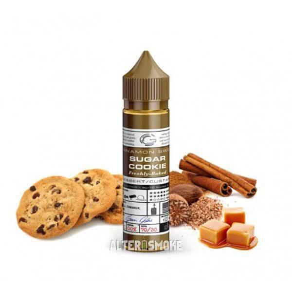Basix Series Sugar Cookie (Mix and Vape)