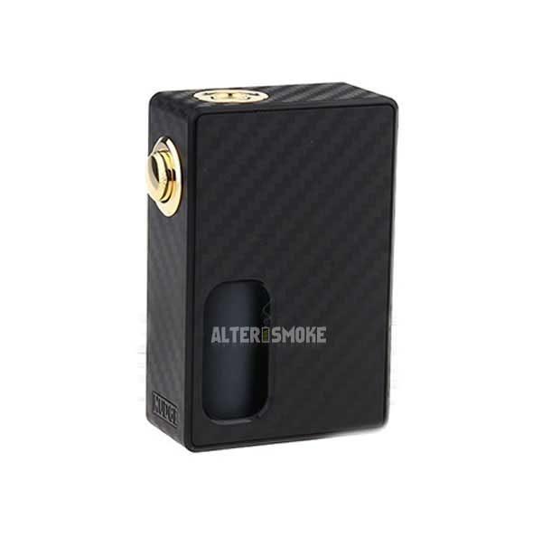 Wotofo Nudge BF Squonk Box Mod (Μαύρο)