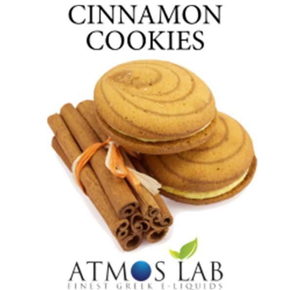 Atmos Cinnamon Cookies (Shake n Vape)
