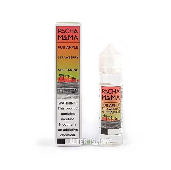 Charlie's Chalk Dust Fuji Apple Strawberry Nectarine (Mix Shake Vape)