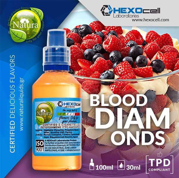 Natura - Blood Diamonds (Mix Shake Vape)