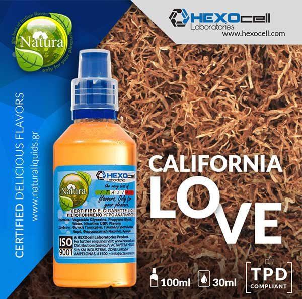 Natura - California Love (Mix Shake Vape)