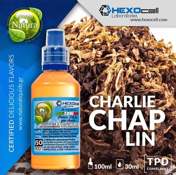 Natura - Charlie Chaplin (MSV)