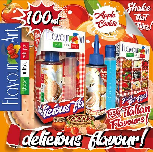 Flavour Art Cookie Apple (Mix and Shake)