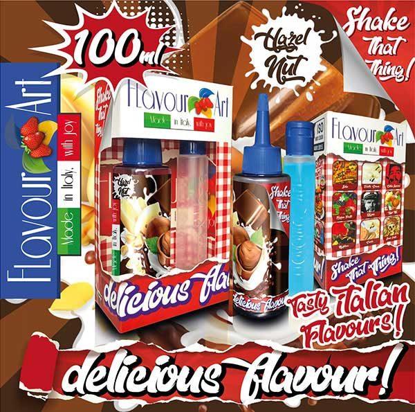 Flavour Art Hazelnut (Mix and Shake)