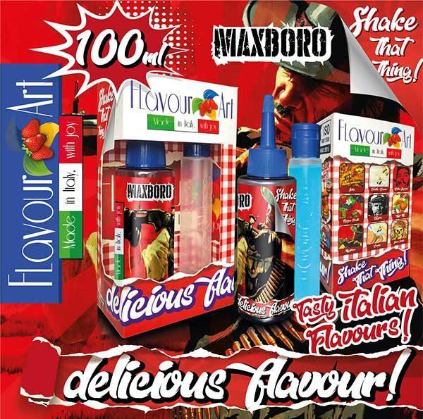 Flavour Art Maxboro (Mix and Shake)