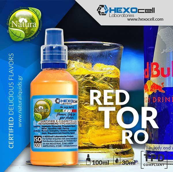 Natura - Red Torro (Mix Shake Vape)