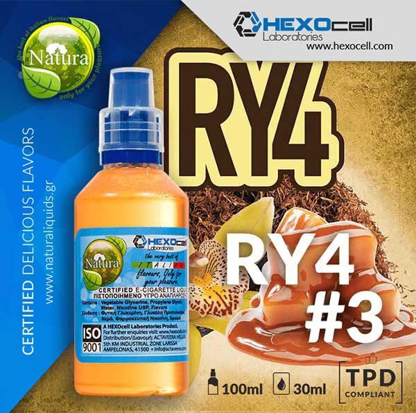 Natura - RY4 Version 3 (Mix Shake Vape)