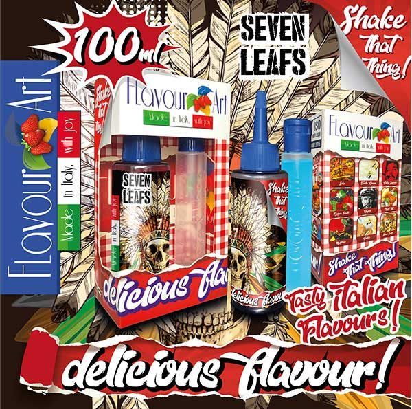 Flavour Art Seven Leafs (Mix and Shake)