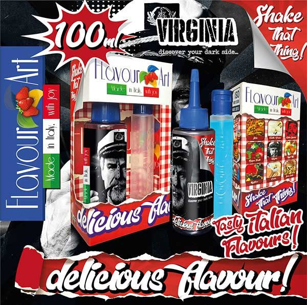 Flavour Art Virginia (Mix and Shake)