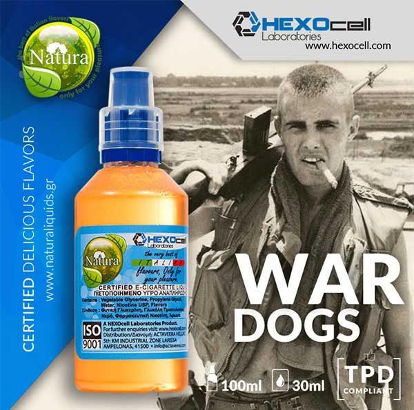 Natura - War Dogs (Mix Shake Vape)