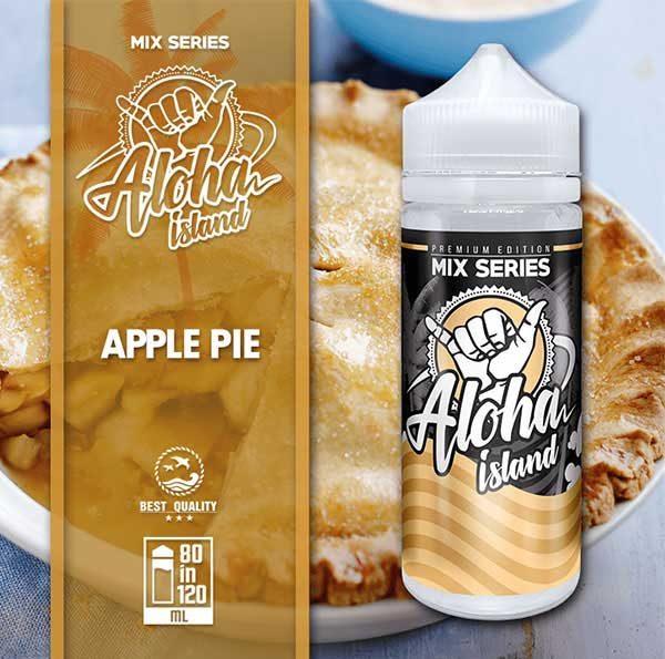 Aloha Island Apple Pie (Mix Shake Vape)