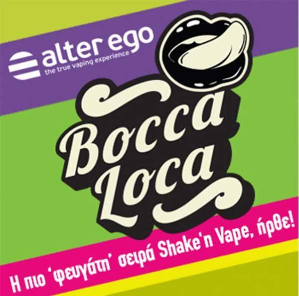 Alter Ego - Bocca Loca (Shake n Vape)