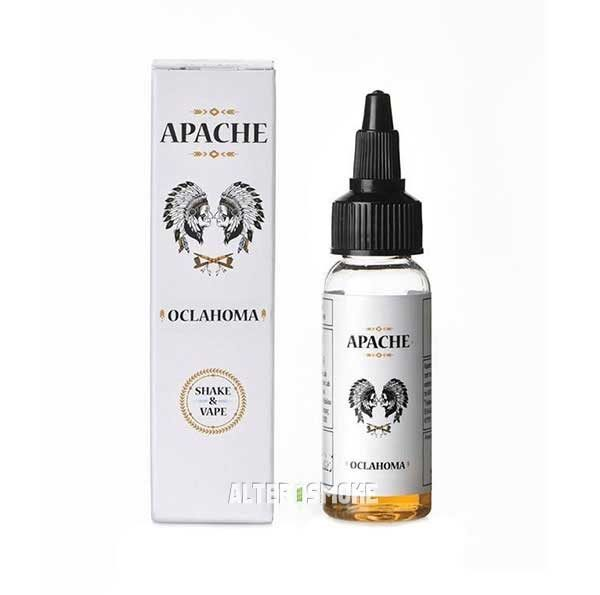Apache Oclachoma (Shake and Vape)