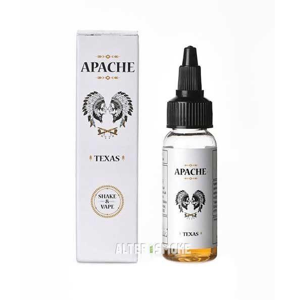 Apache Texas (Shake and Vape)