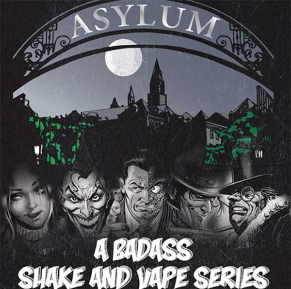 Asylum (Flavour Shots)
