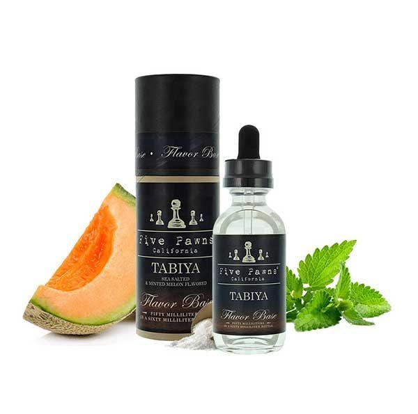 Five Pawns Tabiya (Flavour Shots)