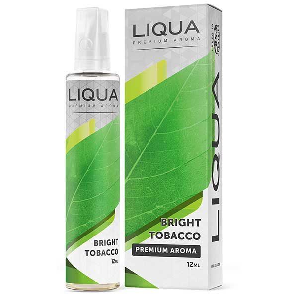 Liqua Bright Tobacco 12ml/60ml (Flavour Shots)