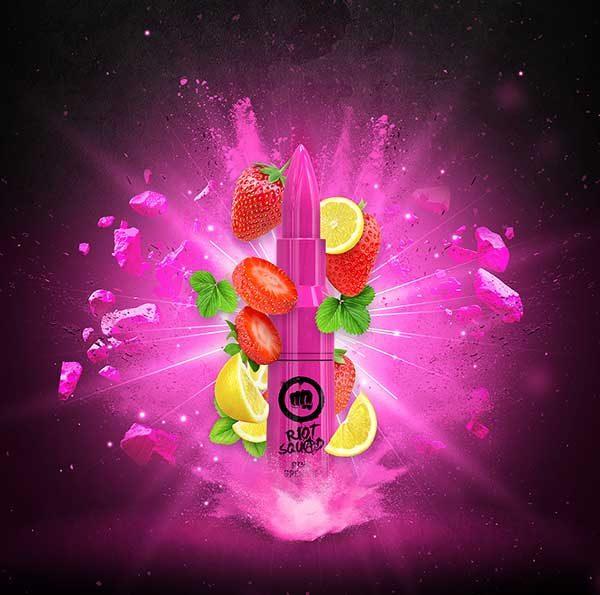 Riot Squad Pink Grenade 20ml/50ml (Flavour Shot)