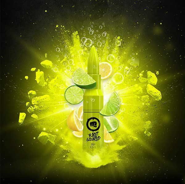 Riot Squad Sub Lime 20ml/50ml (Flavour Shot)
