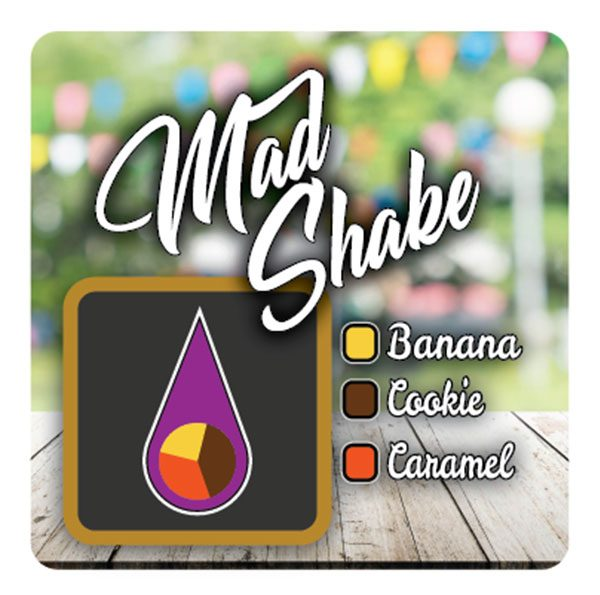 Mad Juice - Banned 20ml/100ml