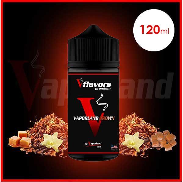Vflavors Vaporland Brown (Flavour Shots)