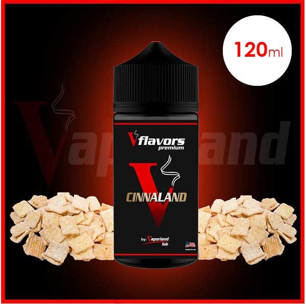 Vflavors Cinnaland (Flavour Shots)