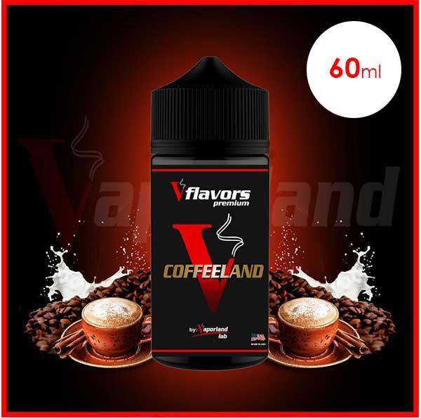 Vflavors Coffeeland 15ml/60ml (Flavour Shots)