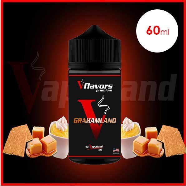 Vflavors Grahamland 15ml/60ml (Flavour Shots)