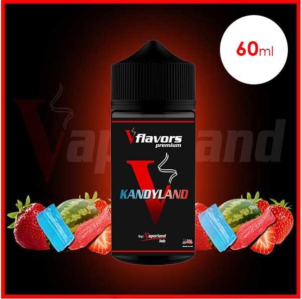 Vflavors Kandyland 15ml/60ml (Flavour Shots)