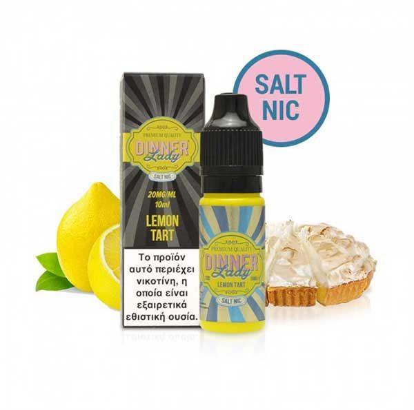 Dinner Lady - Lemon Tart (Nic Salt)