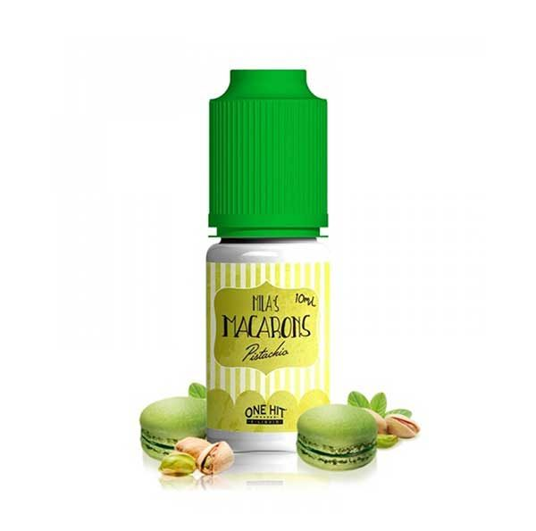 Mila's Macarons - Pistachio
