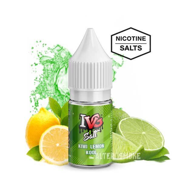 IVG Kiwi Lemon Kool Salt