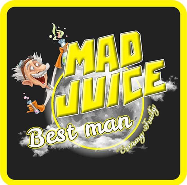 Mad Juice – Best Man (3x10ml)