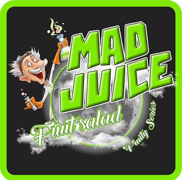 Mad Juice – Fruit Salad (3x10ml)