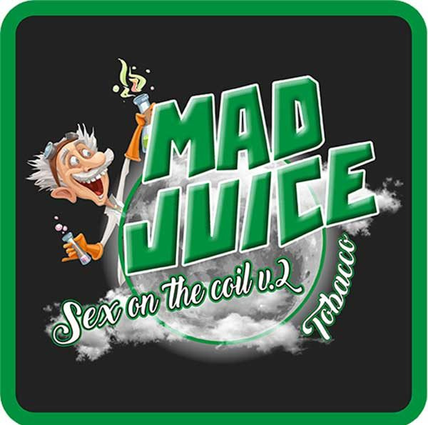 Mad Juice – Sex on the coil V2 (3x10ml)