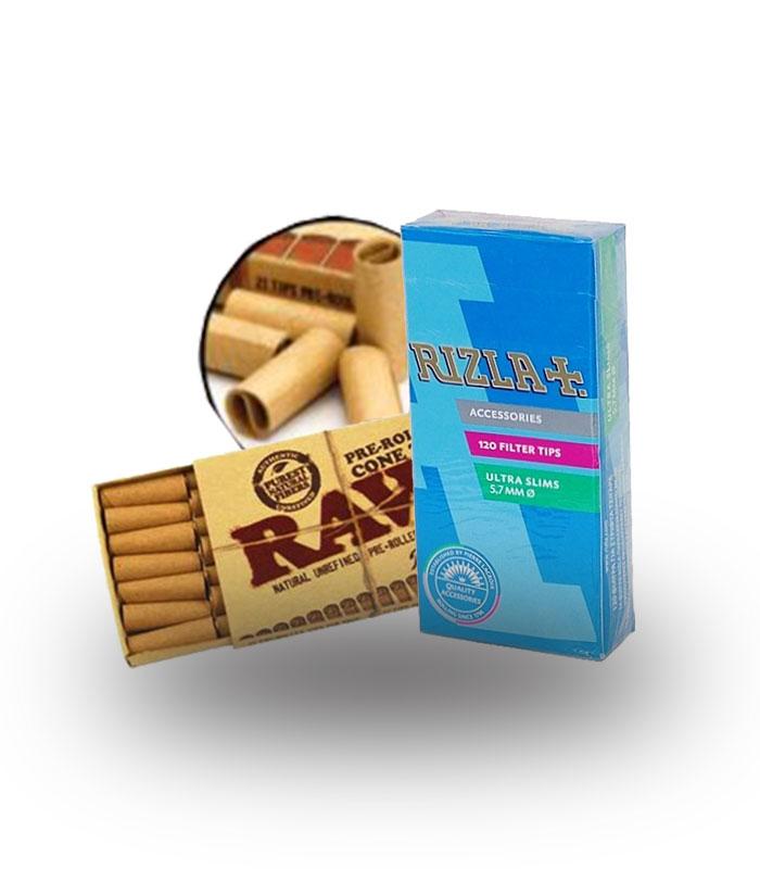 Φιλτράκια Στριφτού Τσιγάρου